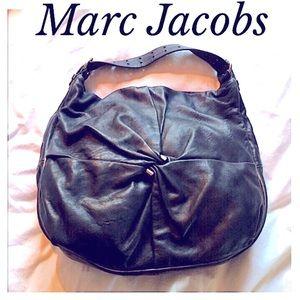 """[sale] Marc by Marc Jacobs """"Huge Leola"""" Hobo Bag"""